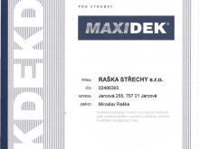 MAXIDEK